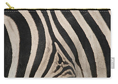 Zebra Stripes Carry-all Pouch