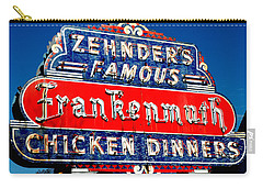 Zehnder's Frankenmuth Michigan Carry-all Pouch