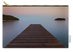Carry-all Pouch featuring the photograph Zen by Davor Zerjav