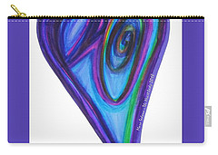 Zen Hearts Eclipse Eve Carry-all Pouch