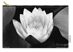 Waterlily Rising Carry-all Pouch
