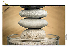 Zen Stones I Carry-all Pouch