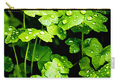 Zen Waterdrops Carry-all Pouch