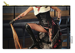 Zeppelin Rider  Carry-all Pouch