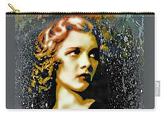 Ziegfeld Follies Girl - Drucilla Strain  Carry-all Pouch