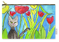 Ziggy Carry-all Pouch by Teresa Tilley