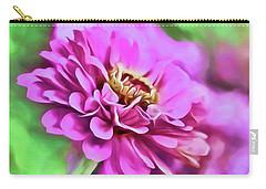 Zinnia Art 2 Carry-all Pouch