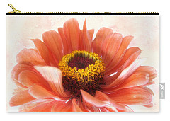 Zinnia Bright Carry-all Pouch