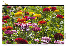 Zinniapaloosa Carry-all Pouch