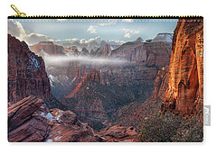 Zion Canyon Grandeur Carry-all Pouch