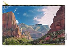 Zion Cliffs Carry-all Pouch