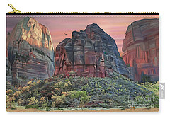 Zion National Park Sunset Carry-all Pouch