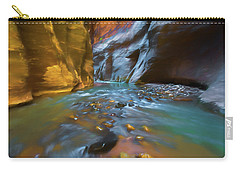 Zion Watercolor Carry-all Pouch