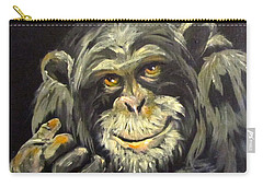 Zippy Carry-all Pouch by Barbara O'Toole