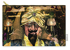 Carry-all Pouch featuring the photograph Zoltar by Chris Lord