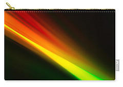Carry-all Pouch featuring the photograph Zooming by Greg Collins
