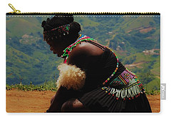 Zulu Bride Carry-all Pouch