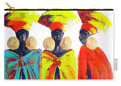 Zulu Ladies Carry-all Pouch