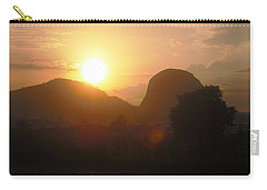 Zuma Rock, Abuja Nigeria Carry-all Pouch
