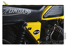 Classic Zundapp Bike Xf-17 Side View Carry-all Pouch