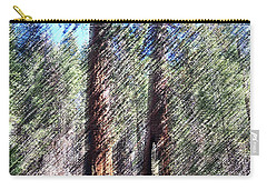 010219 Red Woods California Carry-all Pouch