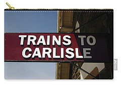 06/06/14 Settle. Station View. Destination Board. Carry-all Pouch