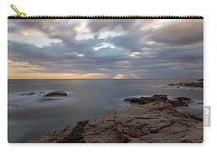 Sunrise On The Costa Brava Carry-all Pouch