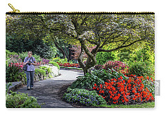 A Walk In The Garden Carry-all Pouch