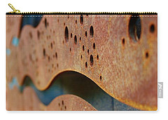 1 Abstract Lake Patricia Sign 2 Carry-all Pouch