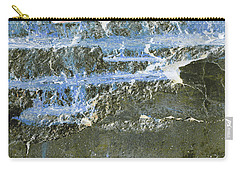 Carry-all Pouch featuring the photograph Art Print Abstract 19 by Harry Gruenert