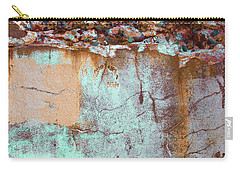 Carry-all Pouch featuring the photograph Art Print Abstract 25 by Harry Gruenert