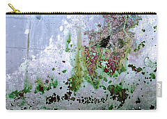 Carry-all Pouch featuring the photograph Art Print Abstract 31 by Harry Gruenert