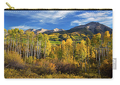 Aspens Of Kebler Pass Carry-all Pouch