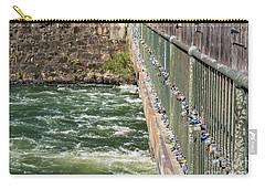 Augusta Canal Headgates - Augusta Ga Carry-all Pouch