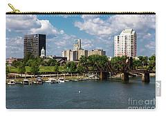 Augusta Ga - Savannah River Carry-all Pouch