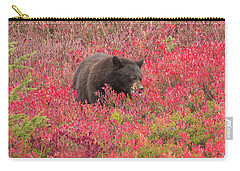 Berries For The Bear Carry-all Pouch