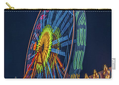 Carry-all Pouch featuring the photograph Big Wheel-2 by Okan YILMAZ