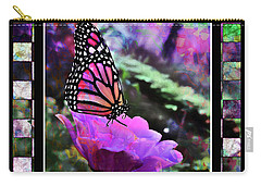 Butterflies Are Free  Carry-all Pouch