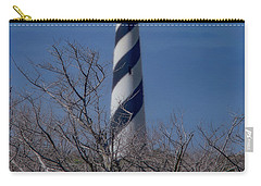 Carry-all Pouch featuring the photograph Cape Hatteras Lighthouse by Pete Federico