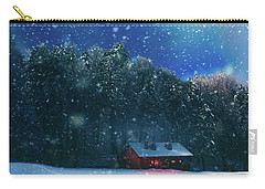 Carry-all Pouch featuring the photograph Chalet by Okan YILMAZ
