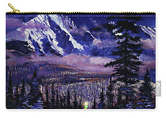 Christmas Tree Land Carry-all Pouch