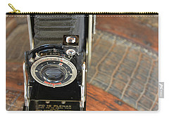 Carry-all Pouch featuring the photograph Close Up by Jamart Photography