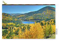 Colorado Gold Carry-all Pouch