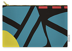 Colorful Bento 3- Art By Linda Woods Carry-all Pouch