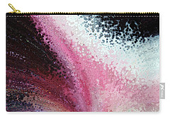 Carry-all Pouch featuring the painting 1 Corinthians 16 14. With Love by Mark Lawrence