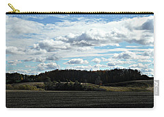 Country Autumn Curves 3 Carry-all Pouch