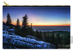 Dawn At Bear Rocks Preserve Carry-all Pouch