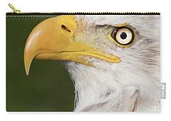 Eagle Portrait Carry-all Pouch