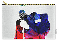 Frank Watercolor Carry-all Pouch