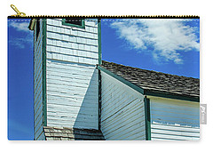 Historic Mcdougall Church, Morley, Alberta, Canada Carry-all Pouch
